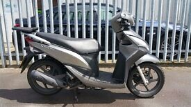 HONDA VISION 110 / READY TO RIDE / ENGINE RIDES LIKE NEW LOW MILES / PREVIOUS STOLEN RECOVERED