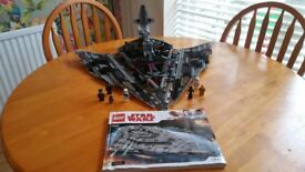LEGO Star Wars First Order Star Destroyer (75190) CAN DELIVER