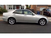 **SOLD NOW** Lexus IS200 SE Auto, (Year 2000) Silver Low Mileage 83k – Long MOT