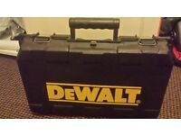 Dewalt 110 power drill in good working condition with case €65.00 ono 07506717538