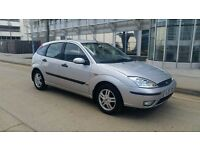 FORD FOCUS 2005 ZETEC 1.6 HPI CLEAR GOOD CONDITION`