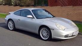 Porsche 911 (996.2) 3.6 Carrera 4 Tiptronic 2002