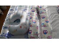 2 maternity pillows