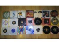 21 x the who / pete townshend / john entwistle singles track / brunswick