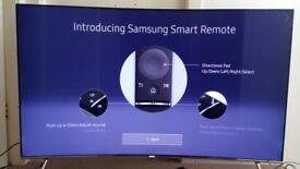 Samsung UE55KS7500 55 Inch Curved SUHD 4K Ultra HD HDR Quantum Dot Smart TV