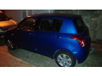 Suzuki swift 1.5 glx, low mileage and cheap insurance. Great first car!