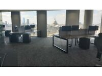 Office/Home Office/Coffee Computer Tables/Workstation Desks - Pods and Singles