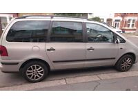 VOLKSWAGEN SHARAN 2010 Plate - LOW MILEAGE (diesel, automatic, 7 seats, parking sensors)