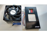 AMD A6 7400K Desktop Processor CPU / APU 3.5GHz, Cooler and Box included, Perfect Condition!