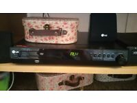 LG DVD-Player with 5.1 Surround Sound and USB player