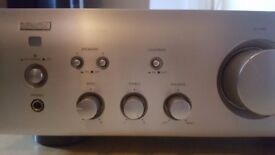 DENON PMA-500AE Integrated Stereo Amplifier. fully working