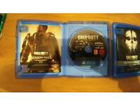 PS4 Call of Duty Advanced Warfare & Ghosts