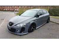2010 SEAT LEON CUPRA K1 1.4 TSI Petrol AIR RIDE SHOW CAR