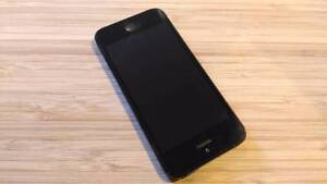 Apple iPhone 5 64GB Black Unlocked Browns Plains Logan Area Preview