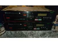 Sherwood professional DJ CD players