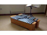 METALLOPHONE - Two Piece Sonor TAKM30 Tenor-Alto