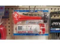 Hand held air horn