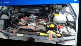 Subaru Legacy Outback breaking for spares