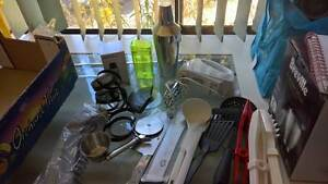 Box assorted kitchen items, gd cond $10 the box Beckenham Gosnells Area Preview