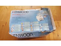 New Kenwood Multipro Food Processor - 1000w - 3.0 litre - White - FP730 series
