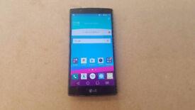 LG G4 32GB DUAL SIM UNLOCKED WITH RECEIPT