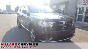 2014 Dodge Durango Limited 4X4 Leather,Dual DVD,Pwr/Sunroof,Remo