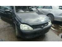 Vauxhall corsa c 1.2 z12xe breaking for spares 00-06