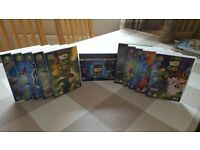 Ben 10 DVD Box Set plus one extra movie.