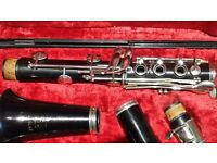 Clarinet with Original Case in good working order - Boosey & Hawkes (Regent )