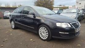 VW PASSAT 2.0 TDI HIGHLINE 6 SPEED FULL LEATHER 2009 / TIMING BELT DONE / FSH / HPI CLEAR