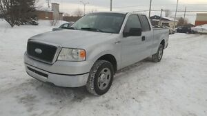 2008 Ford F-150 XLT  68$/semaine (3 ans)
