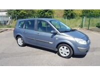 **7 Seater** 2006 Renault Grand Scenic 1.6 Petrol 1 Year MOT Good Condition...