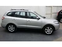 2007 Hyundai Santa Fe 2.2 CRTD CDX Automatic 7 Seater MPV - Leather - Heated Seats - Cruise