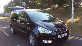 FORD GALAXY 7 SEATER automatic 2009 with 150 DAYS WARRENTY