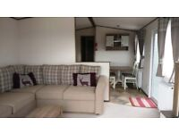 2015 Abi Elan 2 bedroom static caravan Wild Rose Appleby near lake district - 52 week season