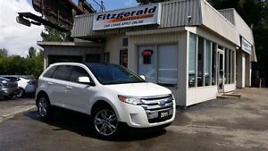 2011 Ford Edge Limited - AWD! NAV! BACK-UP CAM! PANO ROOF!