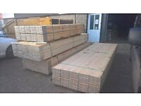 13FT / 10FT / 8FT / 5FT - SCAFFOLD BOARDS *NEW* BS2482 GRADED & KITEMARKED