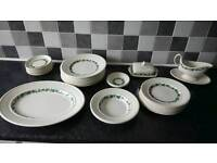Exceptional Wedgwood Stratford plate bowl service