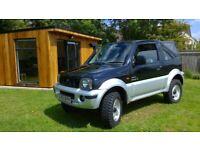 Suzuki, JIMNY, Convertible, 2003, Manual, 1298 (cc), 3 doors