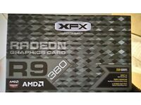 XFX R9 380 graphics card