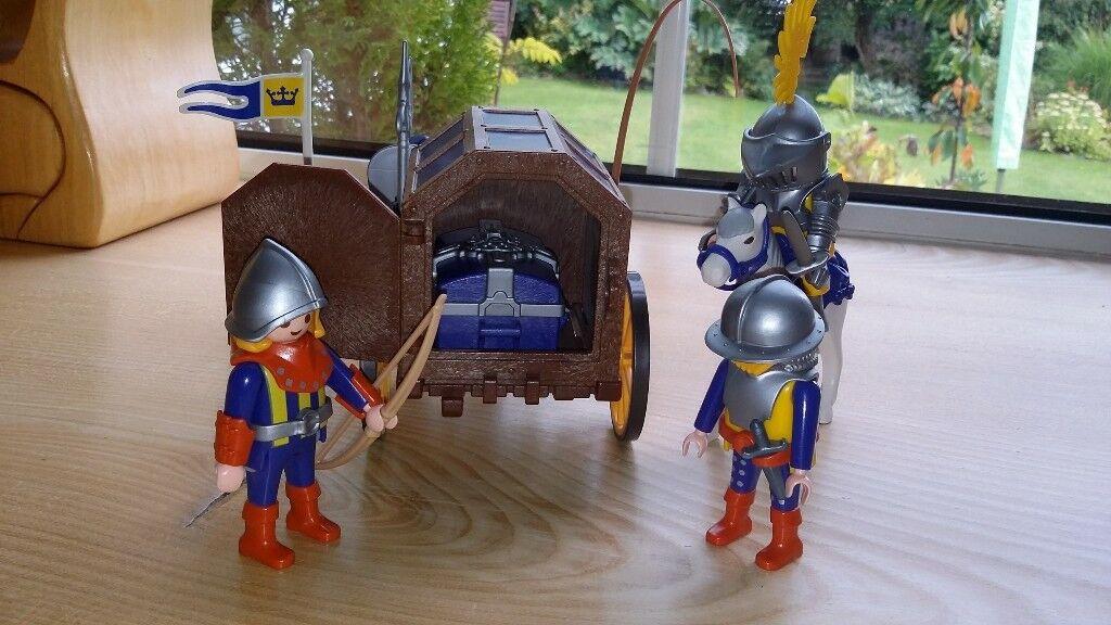 Playmobil, Treasure Transport set no 3314