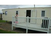 3 bedroom Caravan for Hire at Craig Tara dates available July and August