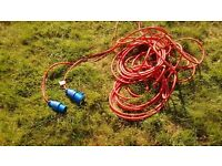 25 Metre Mains Electric Hook Up Cable