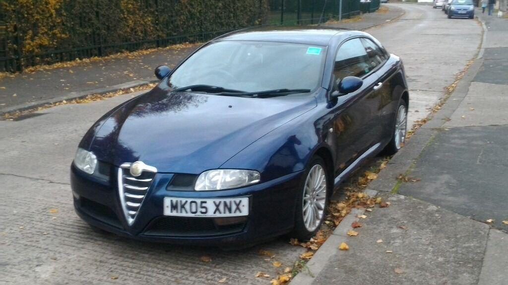 Alfa Romeo GT Jtd -spares or repair