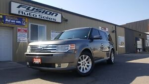 2009 Ford Flex SEL-7PASS THIRD ROW-DUAL AIR/HEAT-HEATED SEATS