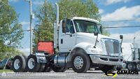 2011 International TRANSTAR 8600 SBA DAY CAB -