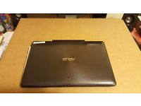 "NEW ASUS T100TAF 10.1"" 2 in 1 Touchscreen Laptop/Tablet Intel 2GB RAM 32GB eMMC Microsoft OFFICE"