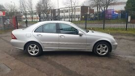 Mercedes C270 all round really smart car