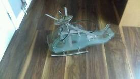 LIGHT FITTING HELICOPTER