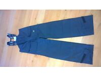 Sailing Trousers (Salopettes) - Compass brand - Never used brand new condition